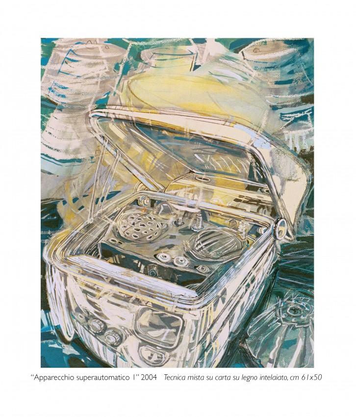 2004 Apparecchio superautomatico 1