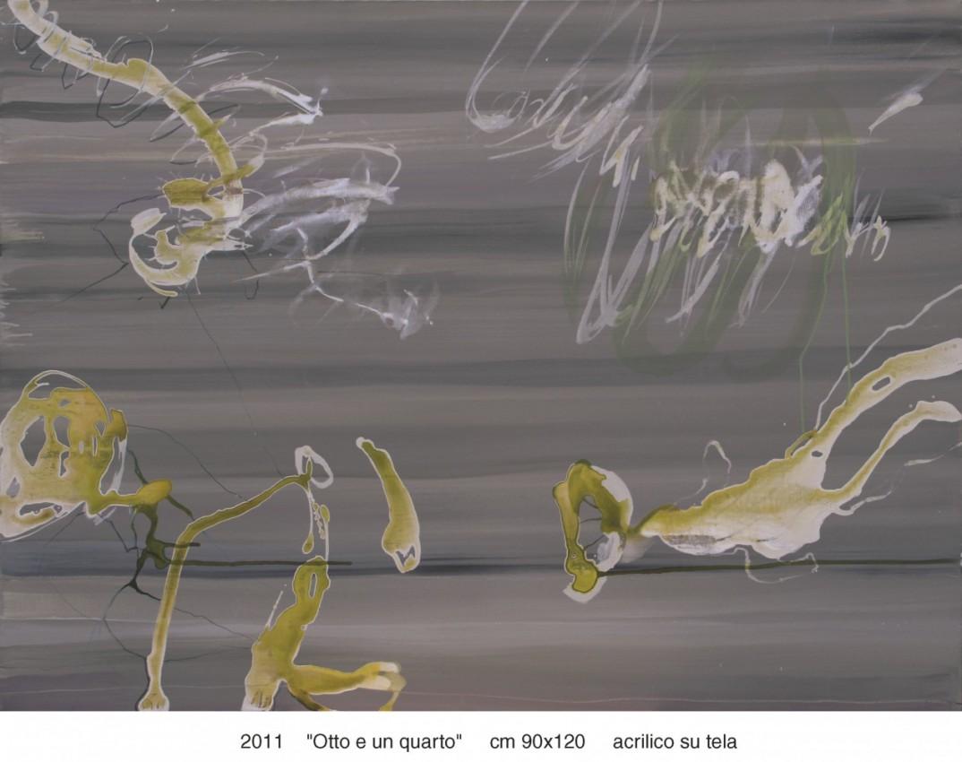 2011   'Otto e un quarto'