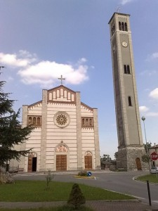 parrocchia di ciano del montello