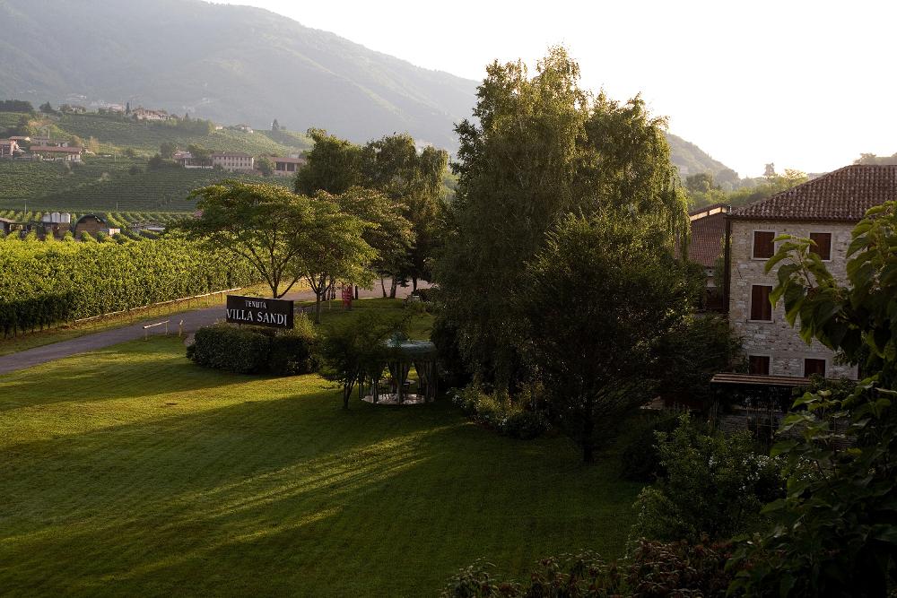 Tenuta Villa Sandi a Valdobbiadene