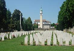 cimitero britannico