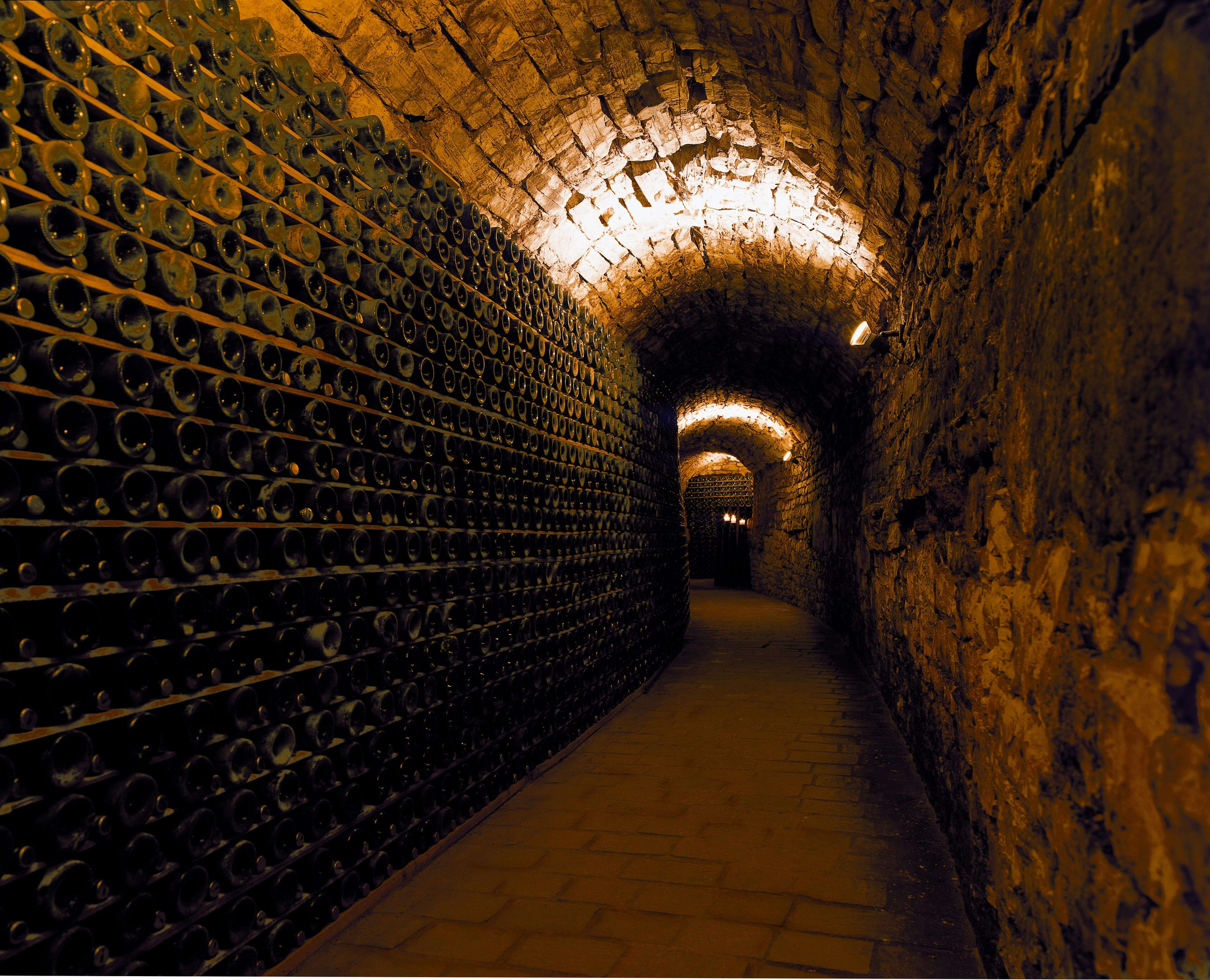 Cantine sotterranee
