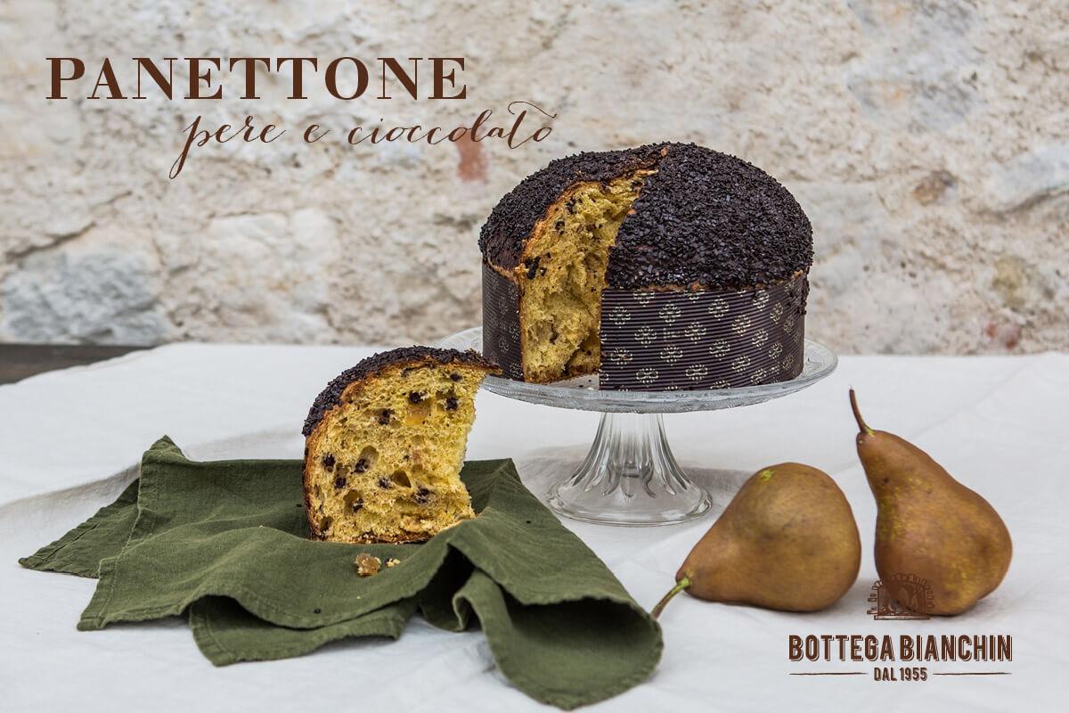 3 Panettone Pere cioccolato Bottega_Bianchin