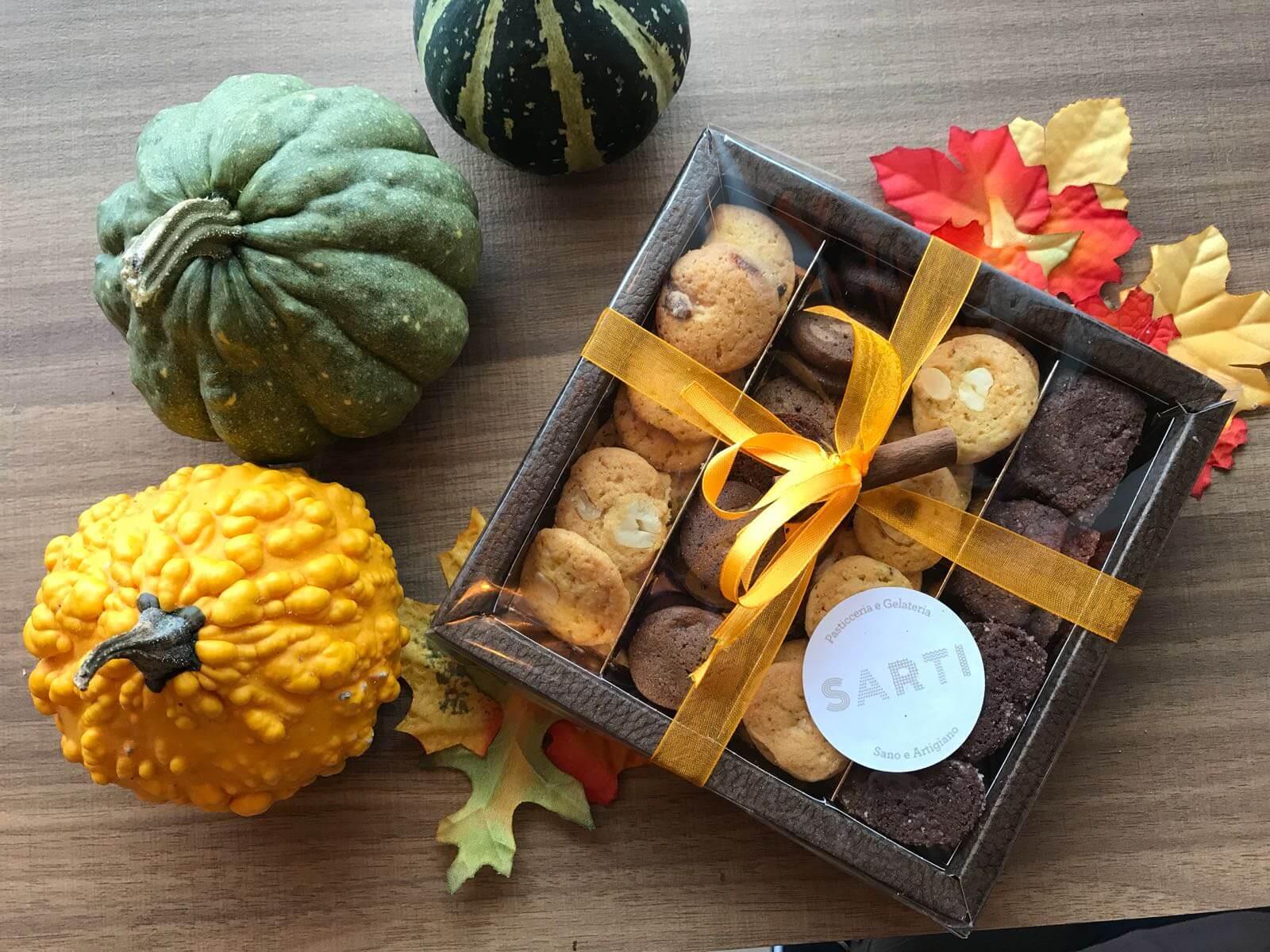 biscotti autunno