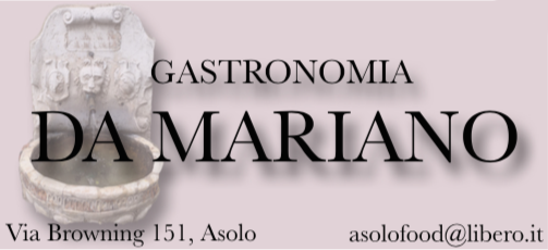 REVIEW GASTRONOMY FROM MARIANO MAPPA ASOLO