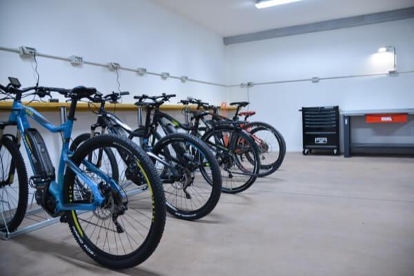 B&B FERRAMOSCA bikes