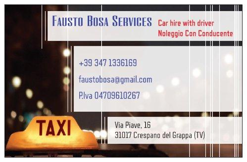 RECENSIONE FAUSTO BOSA SERVICES MAPPA CICLOTURISMO 2018